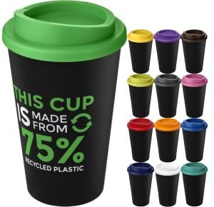 Americano Recycled Branded Coffee Cup