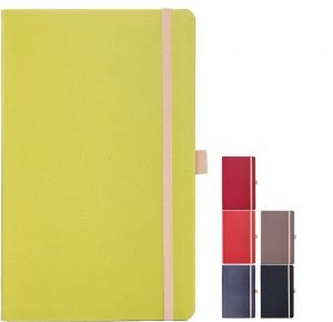 Image showing group colours for Appeel Eco Friendly Branded Notebooks from The Eco Promos Website