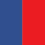 Royal Blue/Red