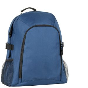 Blue Chillenden Recycled Promotional Backpack
