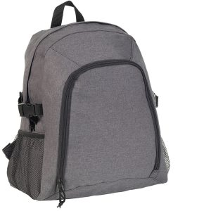 Grey Chillenden Recycled Promotional Backpack