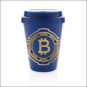 Reusable Promotional Coffee Cups with 360 Digital print