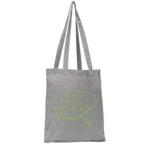 Newchurch Recycled Branded Tote Bags from Eco Promos