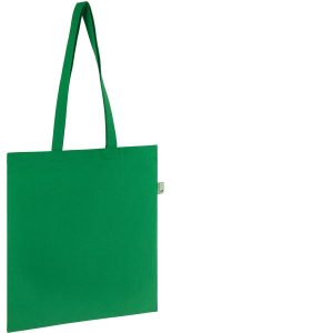 Seabrook Branded Recycled Tote Bags available in Green