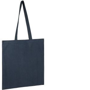 Seabrook Branded Recycled Tote Bags available in Navy