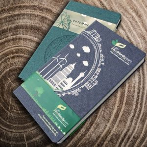 Image of Eco Friendly Branded Notebooks