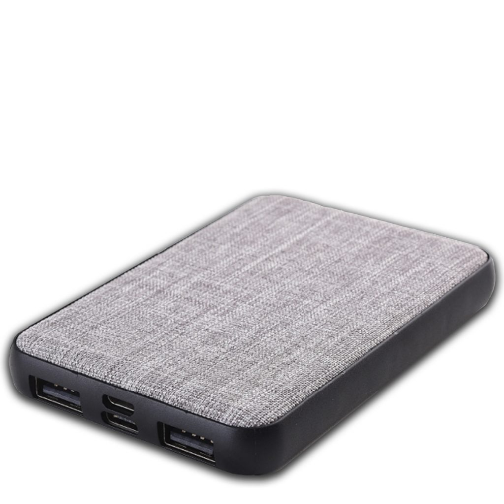 Image of Textured Eco Promotional Powerbank