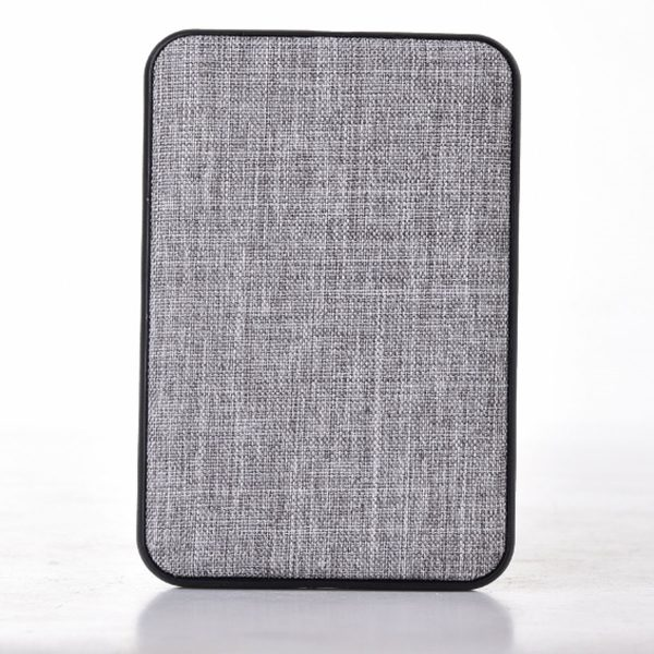 Top view of Textured Eco Promotional Powerbank