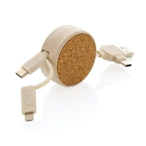 Eco Promotional Charging Cable