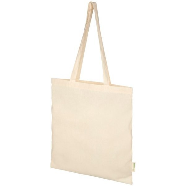 Gots Organic Promotional Tote Bags unprinted