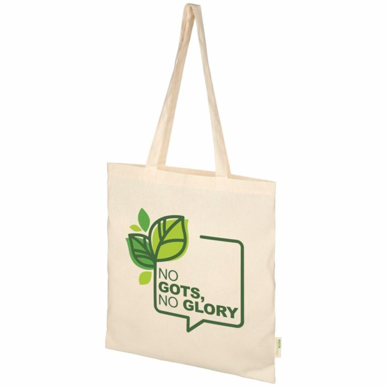 Gots Organic Promotional Tote Bags
