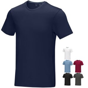 Azurite Eco Custom Tshirts from Eco Promos