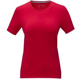 Balfour Eco Custom Tshirt from Eco Promos in red